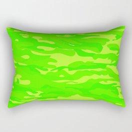 camuflaje 6 Rectangular Pillow