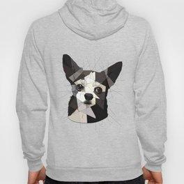 Black Chihuahua Hoody