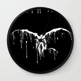 Death Note Wall Clock