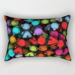 Koka Bunch Rectangular Pillow