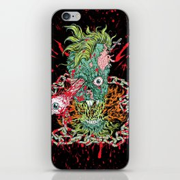 Dead Chains iPhone Skin