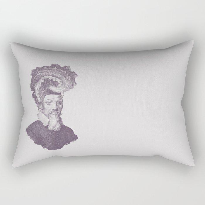 Haute Coiffure  /#8 Rectangular Pillow