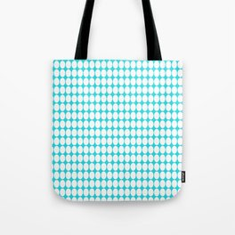 vanille bluey green Tote Bag