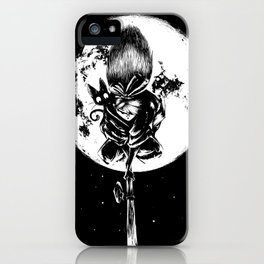 A Noir Witch iPhone Case