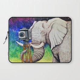 Elephant II Laptop Sleeve