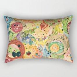 Color Play Rectangular Pillow