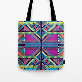 Z.Series.62. Symmetrical  Tote Bag
