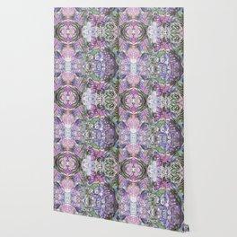 Lavender Melodies Wallpaper