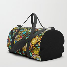 Fairy Tale Tree Duffle Bag