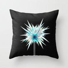 STATIC Throw Pillow