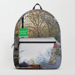 Gapstow Bridge Backpack