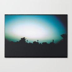 Tunisia Skyline Canvas Print