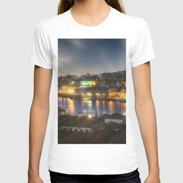 Panoramic Porto Potugal T-shirt