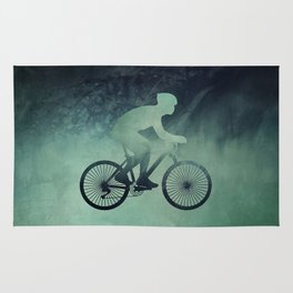 Bicycle lover Rug