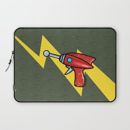 Ray Gun Laptop Sleeve