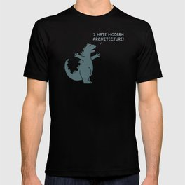 Monster Issues - Godzilla T-shirt