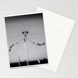 NOIR ACROBATICS II Stationery Cards