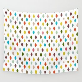 PIPS pure white Wall Tapestry