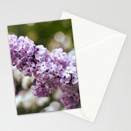 Sunny Lilac Stationery Cards