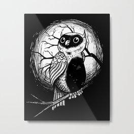 Hoot Hoot! Metal Print