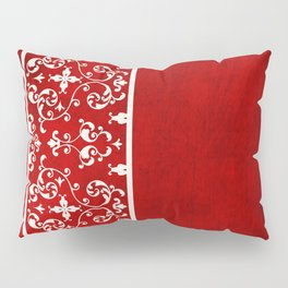 Royale Rouge Pillow Sham