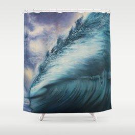 Resurgence Shower Curtain