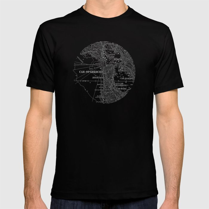 Russian San Francisco T-shirt