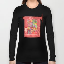 4th and a Half Dimension Long Sleeve T-shirt