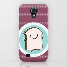 Happy Bread Slice Slim Case Galaxy S4