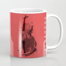 Symphony Series: Cello Coffee Mug