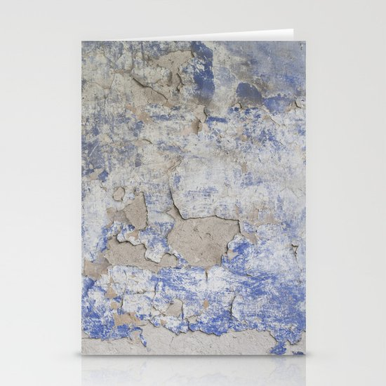 Peeling Wall Stationery Cards