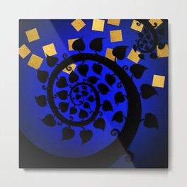 Bodhi Tree0603 Metal Print