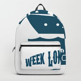 Week Long Forecast Cruising With A Chance Of Drinking Backpack