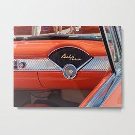 Bel Air Dash 1 Metal Print