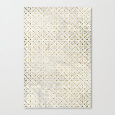 gOld grid Canvas Print