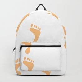 footsteps Backpack