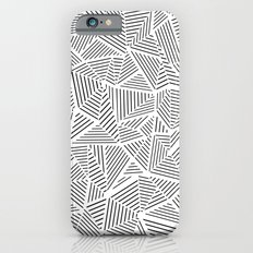 Abstraction Linear Inverted iPhone 6s Slim Case