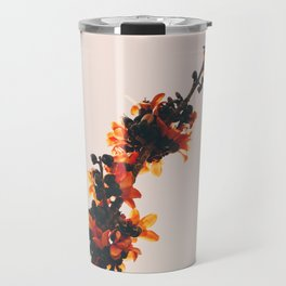 Sunset bouquet Travel Mug