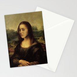 Mona Ji-sa of BigBang Stationery Cards