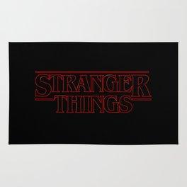 Strange Things Rug