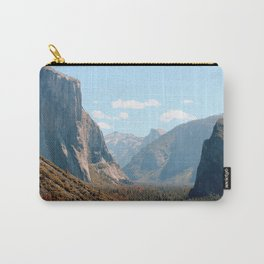 YOSEMITE VALLEY VIEWS Carry-All Pouch