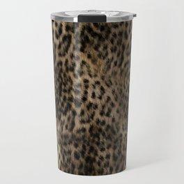 Cheetah Fur Texture #2 Travel Mug