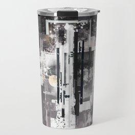 """Hennepin"" Graphic Art Print Travel Mug"