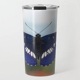 Buttefly Travel Mug