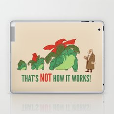 Conflicting Theories Laptop & iPad Skin