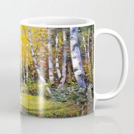Birch Grove # 3 Coffee Mug