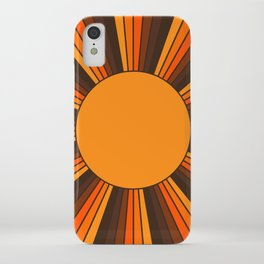 Golden Sunshine State iPhone Case
