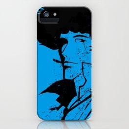 060 Spike Blk Jap iPhone Case