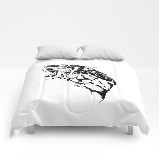 Tiger Growl Comforters