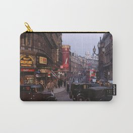 Piccadilly London Kodachrome Carry-All Pouch